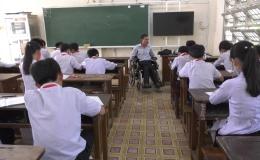 Chuyên đề 26.5 – Tấm gương vượt khó của thầy giáo trẻ Thái Thành Thuận