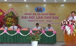 Chuyên đề 18.5 – Đảng bộ xã Song Bình được chọn làm Đại hội điểm