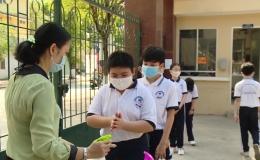 Các trường học chuẩn bị tốt các điều kiện trong ngày học sinh trở lại trường