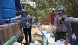 Chuyên đề 19.5 – Nhiều doanh nghiệp hỗ trợ nước ngọt cho người dân