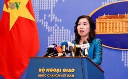 Việt Nam bác bỏ quyết định cấm đánh bắt cá của Trung Quốc ở Biển Đông