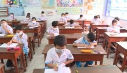 Chuyên đề 08.5 – Tp. Mỹ Tho đảm bảo an toàn cho học sinh trở lại lớp
