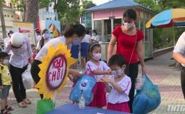 Hơn 80% học sinh bậc mầm non tỉnh Tiền Giang trở lại trường sau thời gian nghỉ do dịch bệnh Covid-19