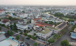 Thị xã Gò Công hoàn thành mục tiêu xây dựng nông thôn mới