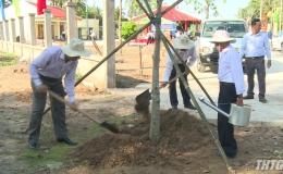 Tiền Giang phát động trồng cây nhân kỷ niệm ngày sinh Bác Hồ