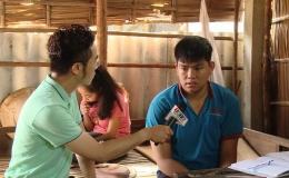 Hoàn cảnh em Nguyễn Văn Vũ Linh, lớp 12 trường THPT Tứ Kiệt