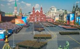 Nga: Hoành tráng lễ duyệt binh kỷ niệm 75 năm Ngày Chiến thắng