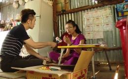 Hoàn cảnh em Nguyễn Ngọc Lan Thanh lớp 12A6, Trường THPT Nguyễn Văn Tiếp