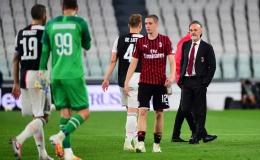 Ronaldo hỏng phạt đền, Juventus phá kỷ lục dự chung kết Coppa Italia
