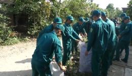 Chuyên đề 22.6 – Học và làm theo Bác ở Ban chỉ huy quân sự huyện Cái Bè