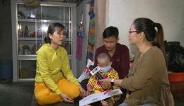Hoàn cảnh em Phạm Trần Ngọc Hân – bệnh ung thư máu
