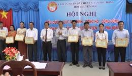 Chuyên đề 04.6 – Tân Phú Đông tổng kết 5 năm các mô hình học tập