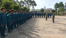 Chuyên đề 11.6 – Tân Phước đảm bảo chất lượng hiệu quả trong công tác huấn luyện chiến đấu