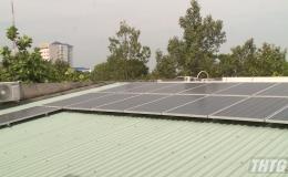 Tiền Giang triển khai Quyết định củaThủ tướng Chính vềkhuyến khích phát triển điện mặt trời