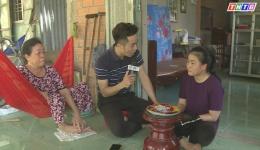 Hoàn cảnh em Trần Kim Lợi, lớp 12A6, trường THPT Vĩnh Bình