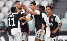 Sút thắng quả phạt đầu tiên cho Juventus, Ronaldo lập thêm 1 kỷ lục ghi bàn ở châu Âu