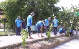 Chuyên đề 21.7 – Phát huy sức trẻ xây dựng nông thôn mới