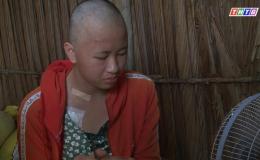 Hoàn cảnh em Trương Thị Thu Thảo – Ung thư hạch