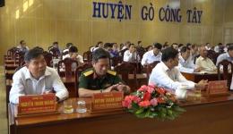 Chuyên đề 28.7 – Đảng bộ huyện Gò Công Tây – Một nhiệm kỳ năng động và phát triển