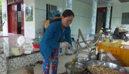 Chuyên đề 09.7 – Hội LHPN xã Tân lập 2 lan tỏa bếp ăn từ thiện