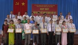 Chuyên đề 02.7 – Tân Phú Đông họp mặt các gia đình văn hóa tiêu biểu