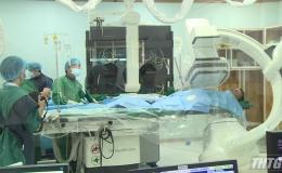 Bệnh viện Đa khoa Trung tâm Tiền Giang khánh thành Đơn vị Tim mạch can thiệp