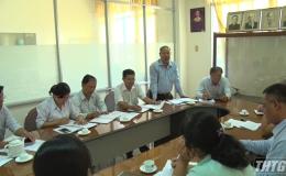 Chủ tịch UBND huyện Chợ Gạo đối thoại, giải quyết khiếu nại của công dân