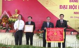 Đảng bộ huyện Gò Công Tây quyết tâm xây dựng huyện phát triển toàn diện