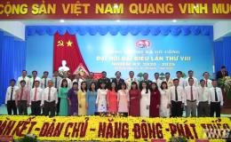 Ông Nguyễn Hữu Lợi tái đắc cử Bí thư Thị ủy Gò Công nhiệm kỳ 2020 – 2025
