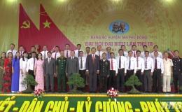 Ông Bùi Thái Sơn đắc cử Bí thư Huyện uỷ Tân Phú Đông, nhiệm kỳ 2020-2025