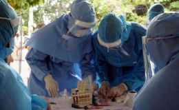 Bệnh nhân Covid-19 thứ 6 ở Việt Nam tử vong là người phụ nữ 53 tuổi