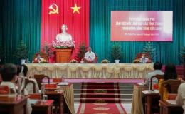 Thủ tướng: Các địa phương ĐBSCL đã thể hiện tầm nhìn liên kết vùng