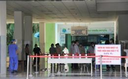 Dỡ bỏ phong toả Bệnh viện Đà Nẵng