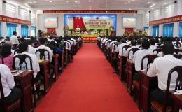 Chuyên đề 07.8: Đại hội Đảng bộ huyện Châu Thành, nhiệm kỳ 2020 – 2025
