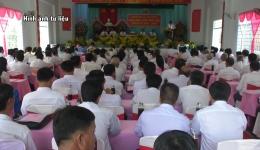 Chuyên đề 17.8 – Đảng Bộ huyện Cái Bè khởi sắc qua một nhiệm kỳ Đại hội