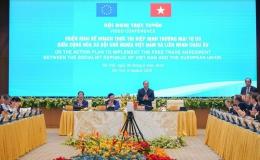 Thủ tướng: Thị trường EU không dành cho doanh nghiệp thiếu kiên trì
