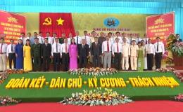 Chuyên đề 24.8 – Những thành tựu Đảng bộ huyện Chợ Gạo đạt được trong nhiệm kỳ qua