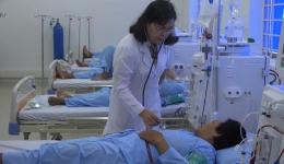 Chuyên đề 11.8 – Trung tâm y tế huyện Gò Công Tây đưa vào hoạt động khu chạy thận nhân tạo