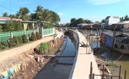 Chuyên đề 05.8 – Công trình chống sạt lở phía Tây sông Ba Rài