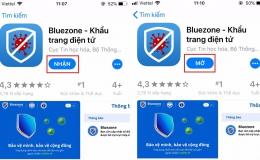 Hướng dẫn cài đặt Bluezone để cảnh báo người nhiễm COVID-19