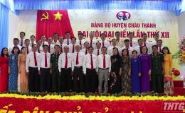 Ông Trương Minh Tới tái đắc cử Bí thư Huyện uỷ Châu Thành, nhiệm kỳ 2020-2025