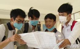Tiền Giang kết thúc kỳ thi tốt nghiệp THPT năm 2020