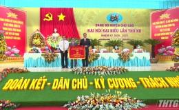 Chợ Gạo khai mạc Đại hội đại biểu Đảng bộ huyện lần thứ XII
