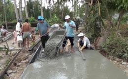 Chuyên đề 22.9 – Xã Long Bình đạt chuẩn nông thôn mới