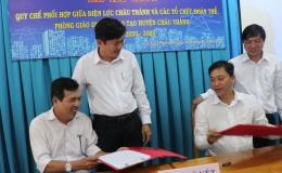 Chuyên đề 18.9 – Ngành điện ký kết với các tổ chức đoàn thể về tiết kiệm điện và thanh toán tiền điện không dùng tiền mặt