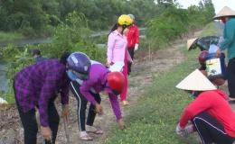 Chuyên đề 03.9 – Phụ nữ xã Thạnh Tân góp phần xây dựng nông thôn mới