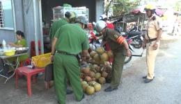 Chuyên đề 10.9 – Tân Phú Đông thực hiện tốt công tác đảm bảo trật tự ATGT