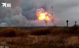 Nổ lớn ở căn cứ quân sự Nga, 14 ngôi làng sơ tán khẩn cấp