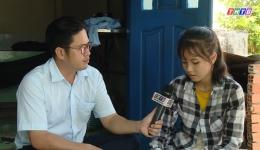 Hoàn cảnh em Dương Thị Mỹ Hương – Cựu học sinh trường THPT Gò Công Đông