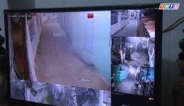 Hiệu quả từ mô hình camera an ninh ở các khu dân cư
